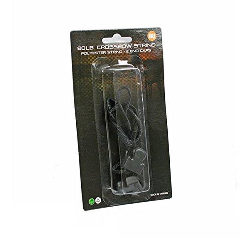 G8DS® Armbrust Ersatz-Sehne und Endkappen für 80lbs Armbrüste Ersatzsehne