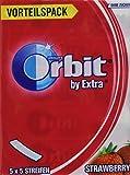 Wrigley's Orbit Multipack 5 x 5 Streifen, 14er Pack -