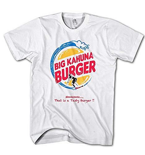 Herren T-Shirt Big Kahuna Burger Fiction Movie Pulp