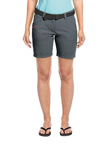 Maier sports Damen Lulaka Shorts Bermuda, Grau (Graphite/949), 38