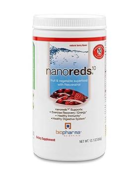 nano red supplement