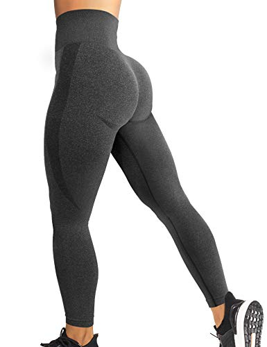 YEOREO Women High Waist Workout Gym…