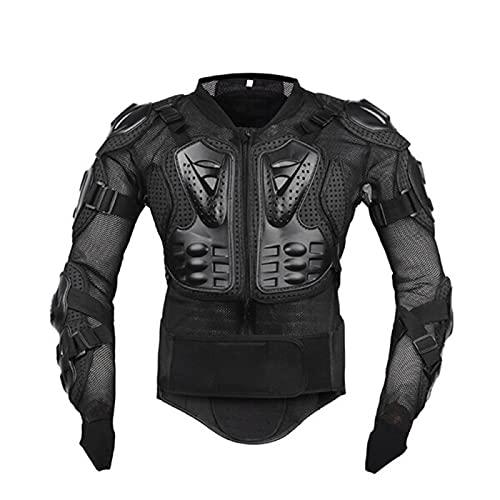 Chaqueta protectora de motocicleta motocicleta Racing armadura protectora chaqueta deportiva equipo de seguridad montar cuerpo chaleco motocross armadura