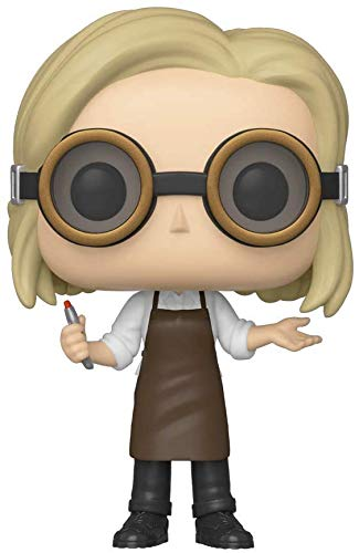 Funko Pop! TV: Doctor Who-13th Doctor con occhiali, LIMITED EDITION, LIMITED EDITION