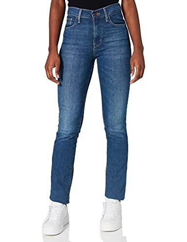 Levi's Damen 724 High Rise Straight Jeans, Nonstop, 31W / 30L
