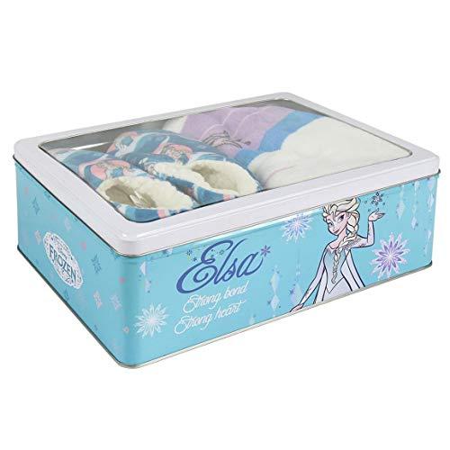 Disney Frozen Manta, Blanco, Talla 5-6 Años