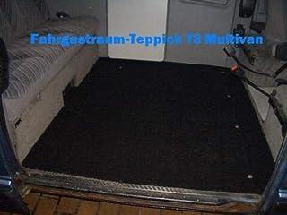 DSX Gastraumteppich Fußmatte Teppich hinten für VW Bus T3 Multivan Magnum