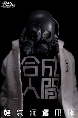 『1000toys 「東亜重工 合成人間 軽装派遣用体+Tシャツ+マスク セット」 千値練 弐瓶勉 TTF2015』の1枚目の画像