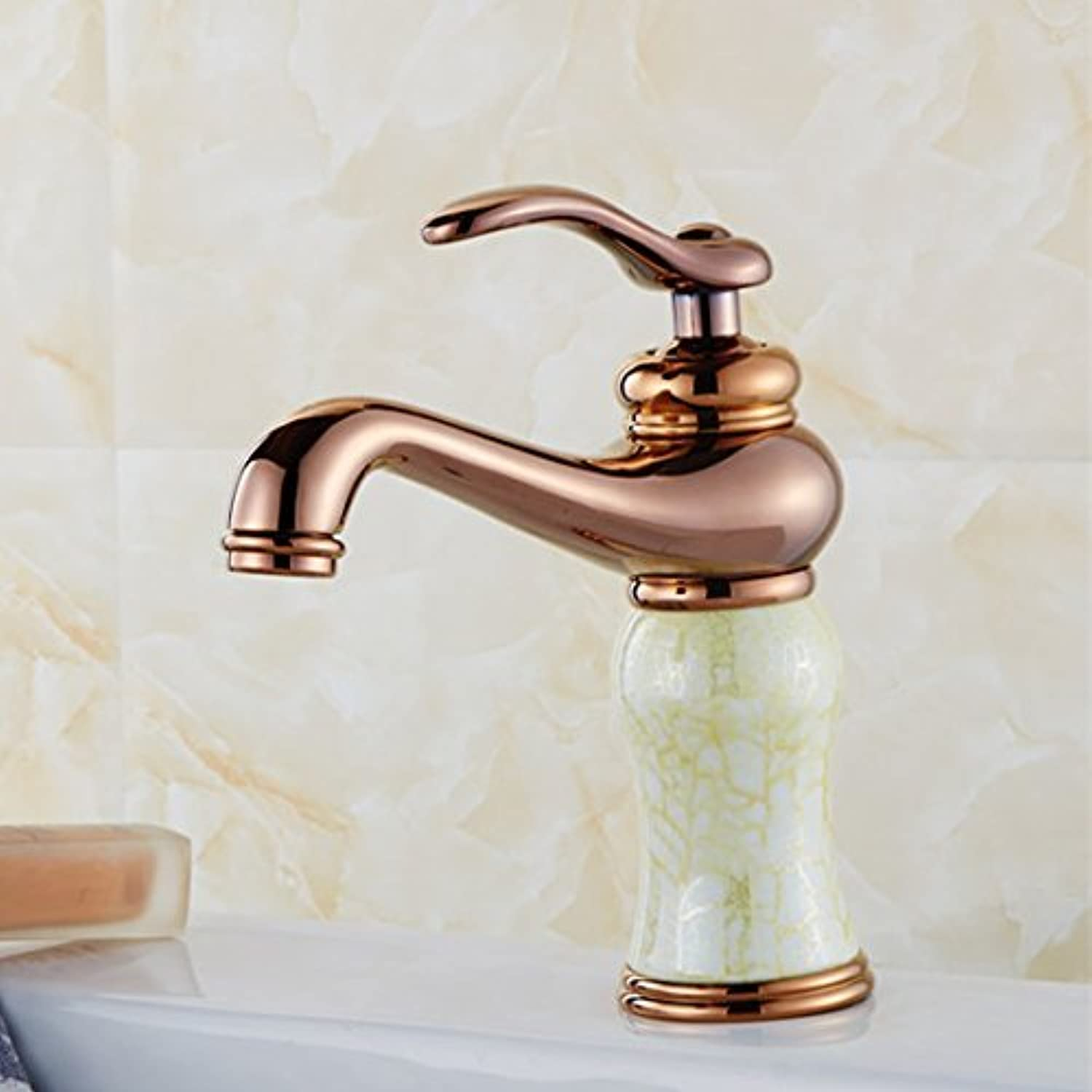 The Water in Rigid Brass with Bronze d Gluing Bath Rooms Sinks taps tap, F