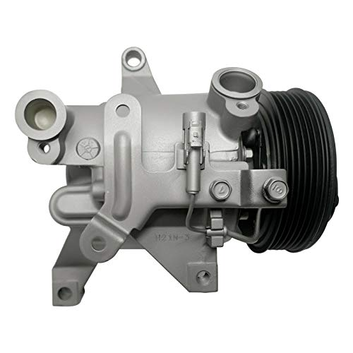 RYC Remanufactured AC Compressor and A/C Clutch EG492 (Does Not Fit Hybrid Models)