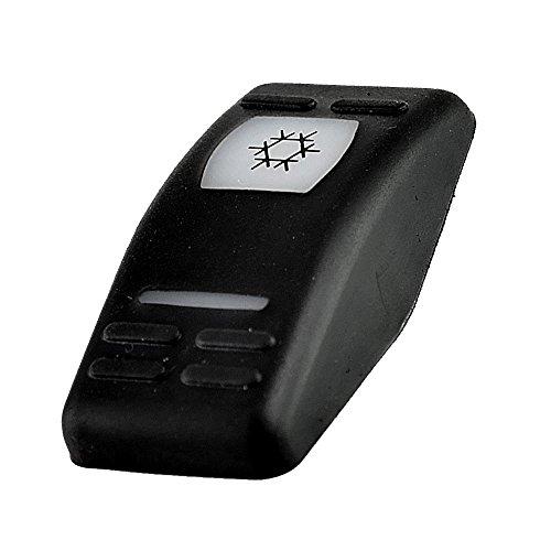 12V LED Kippschalter Bedienpanel Schaltsymbol Kühlschrank/Eisbox