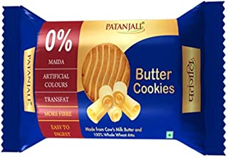 BUTTER COOKIES- 150GM/Crunchy Healthy Biscuits with Wholesome Ingredients -150gm