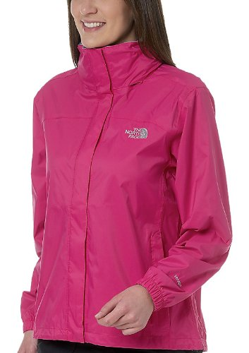 The North Face Chaqueta de mujer Resolve Jacket (Fucsia, XS)