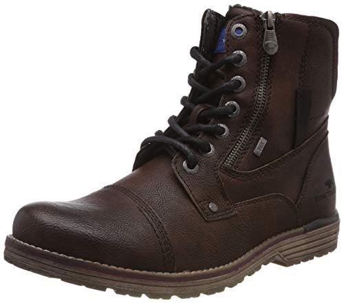 TOM TAILOR Herren 5880801 Klassische Stiefel, Braun (Brandy 01823), 41 EU