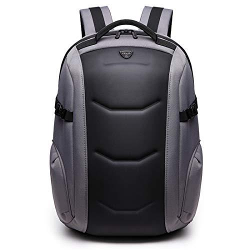 SHINING KIDS Business Laptop Rucksack, Anti Theft Lightweight Reisetasche für Frauen und Männer,Gray