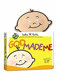 God Made Me (Baby Faith) Book