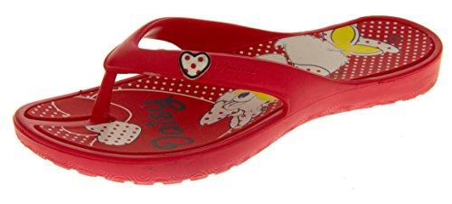 Disney Sandales Filles EU 32 Rouge
