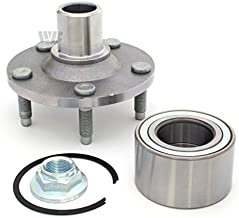 WJB WA518515  Front Wheel Hub Bearing Module Kit  Cross Reference: Timken HA590286K, Moog 518515, SKF BR930286