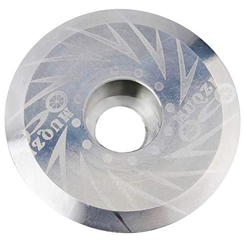 LIOOBO 28.6mm Tapa de Bicicleta Tapa Auricular Tapa Superior Tapa Superior Tapa...