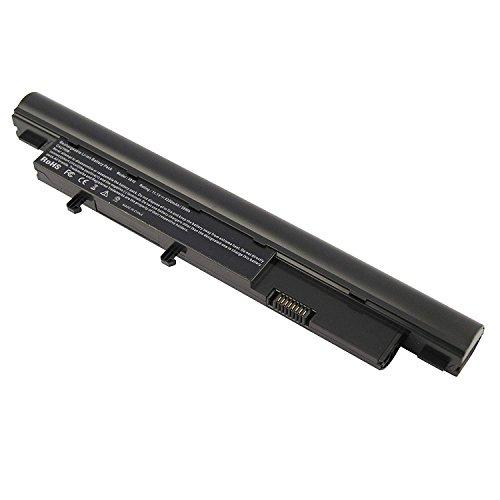 Laptop Battery for ACER Aspire 3410 3810 4410 4810 5410 5534 5538 5810 Aspire Timeline 3810 4810 5810 TravelMate 8371 8471 8571, 5200mAh/11.1V/6-Cells
