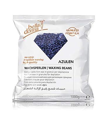 Bella Donna Azulene Hot Wax Pearls, 1000 g