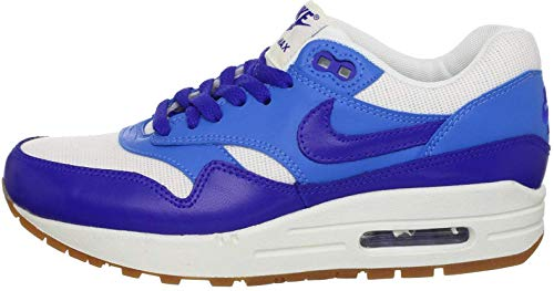 Nike Air Max 1 Vintage sneakers voor dames, blauw/wit