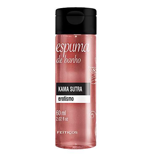 Espuma de banho - Kama Sutra - 60 ml, Feitiços Aromáticos
