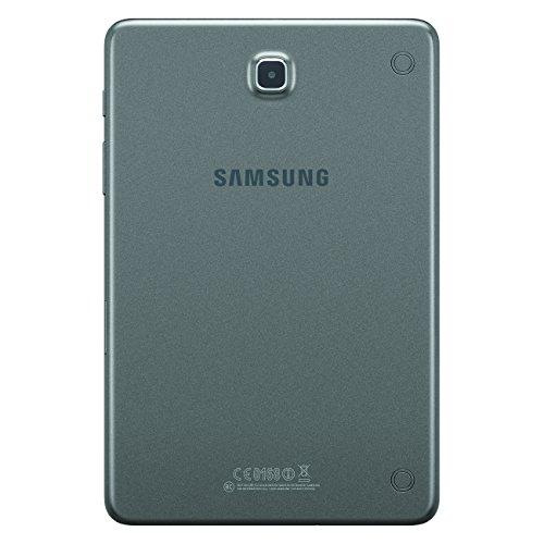 Samsung Galaxy Tab A 8; 16 GB Wifi Tablet (Smoky Titanium) SM-T350NZAAXAR