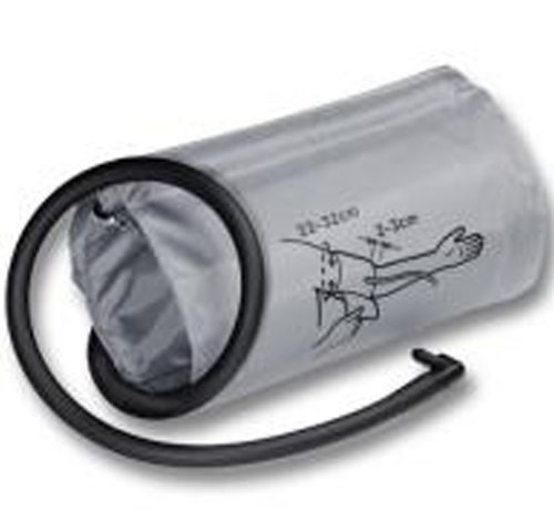 XL Oberarm-Manschette für beurer BM 60/BM 20, Sanitas SBM 20 Blutdruckmessgerät