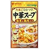 ミツカン 中華スープ 椎茸と鶏肉入り 35g