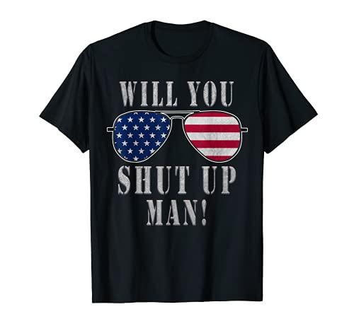 Debate Presidencial de Joe Biden 2020 Camiseta
