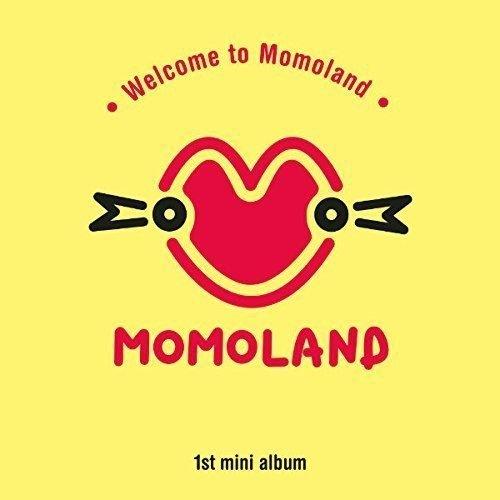 Loen Momoland - Welcome to Momoland (1St Mini Album) Cd+Photobook