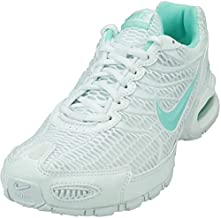 NIKE Women's Air Max Torch 4 Running Shoes (8.5 B(M) US, White/Mint)