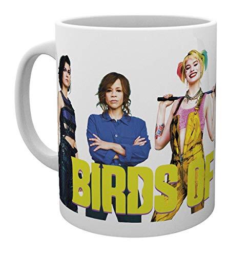 Birds Of Prey Group Unisex Tasse Mehrfarbig