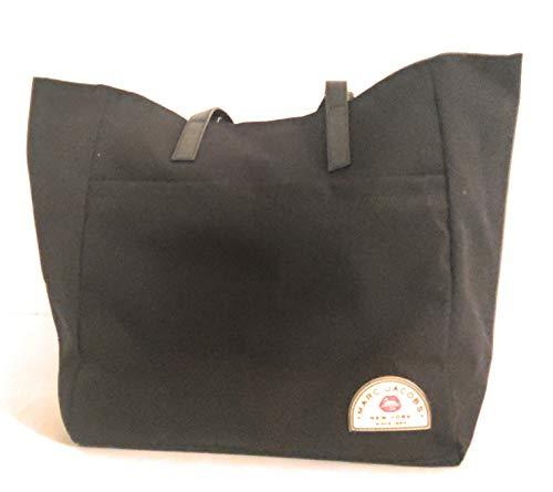 Marc Jacobs Große Tasche, 45 x 33 x 16 cm, Schwarz