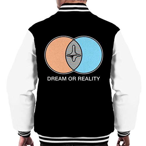Cloud City 7 Inception Dream Or Reality Men's Varsity Jacket