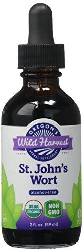 Price comparison product image Oregon's Wild Harvest Fresh Organic St. John's Wort Extract,  2 Fluid Ounce