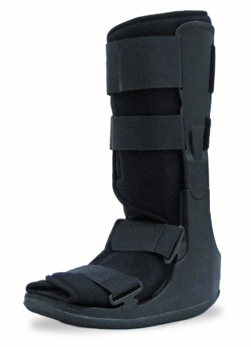 Fixed Fracture Walker Boot - Fits Both Left and Right Foot - Supplied to NHS (Medium (Shoe Size 6-9))