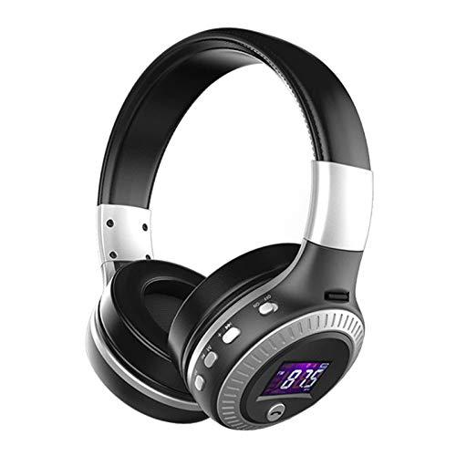 N-B Wireless Headset Bluetooth Headset High Fidelity Card F M Wireless Headset Wireless Music Headset Stereo Bluetooth4.1