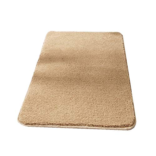 Best Deals! CarPet Area Home Kitchen Bathroom Bedroom Absorbent Floor mats Bathroom mat (Size : 4878...