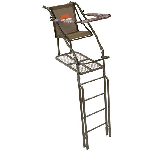 Millennium Treestands L110 Ladder, 21 ft.
