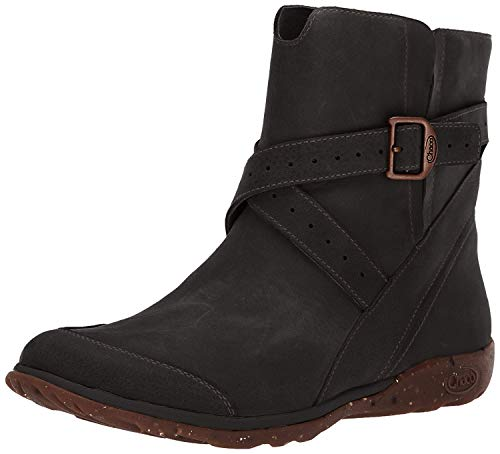 Chaco Women's Skye Boot, Black, 6.5 M US