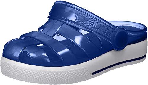 Igor Sport, Zuecos Unisex niños, Azul (Cristal Marino), 25 EU