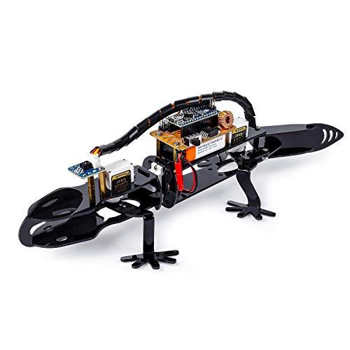 SunFounder Robot Kit DIY Lizard for Arduino Beginners Learners STEM Education