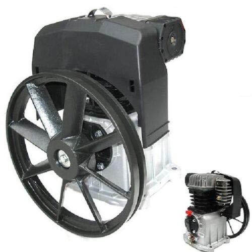 Generador de compresor profesional, 600 litros, 10 bar, M13, aire comprimido, 3-4 kW AWZ