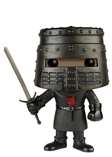 Monty Python y los Caballeros de la Mesa Cuadrada Pop! Movies Figura Black Knight 9 cm