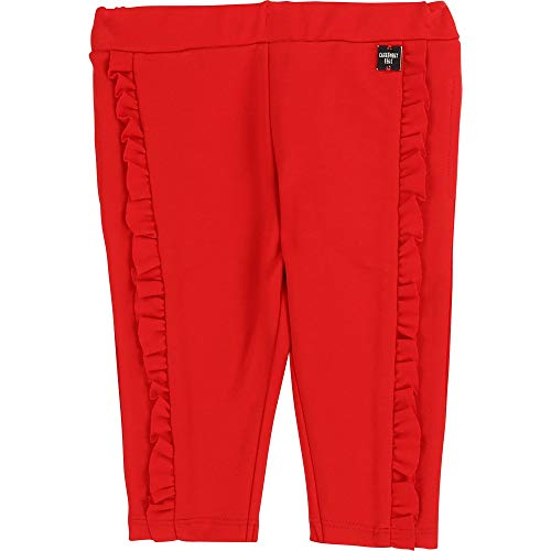 Pantalón de Milano de fantasía para bebé New Red 3 años