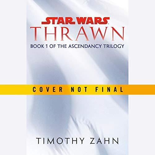 Star Wars: Thrawn Ascendancy audiobook cover art