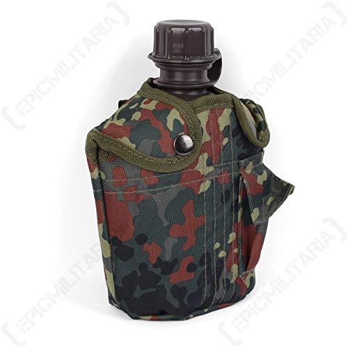 Mil-Tec US Feldflasche Imp. Flecktarn