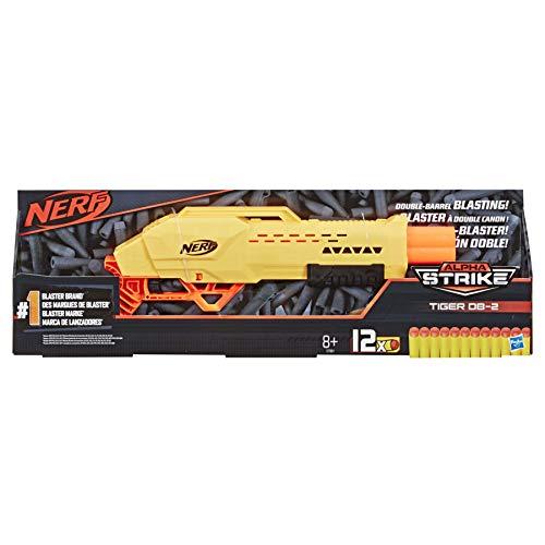 nerf strike Hasbro Nerf Alpha Strike Tiger Db2